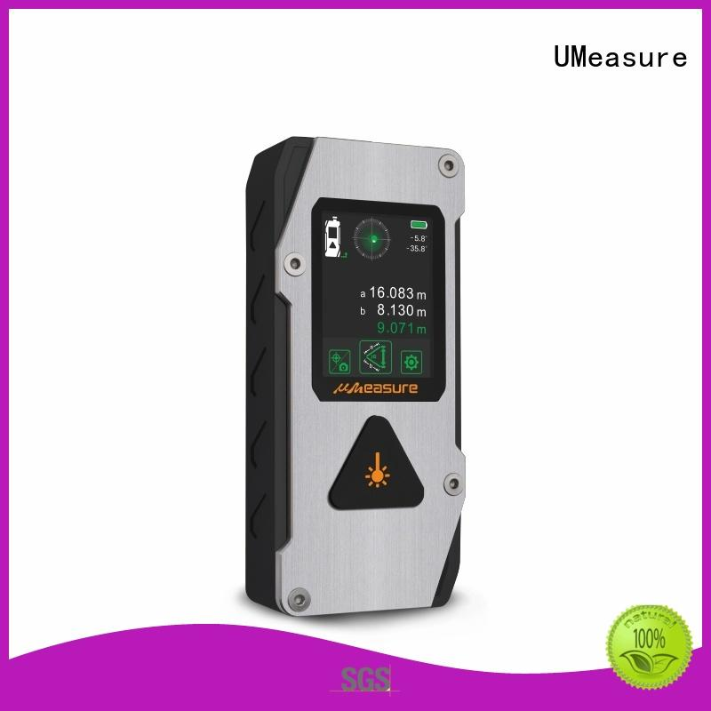 UMeasure focal length digital measuring tape high-accuracy for worker