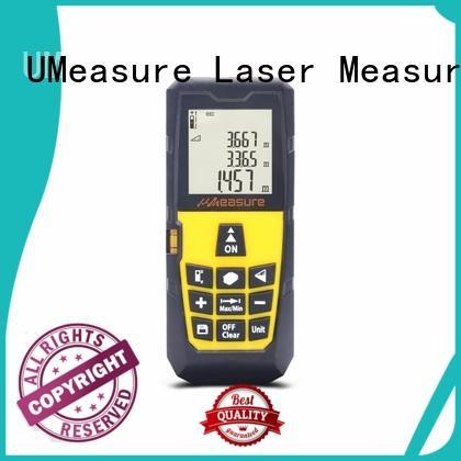 UMeasure handheld laser measure tape bluetooth for worker