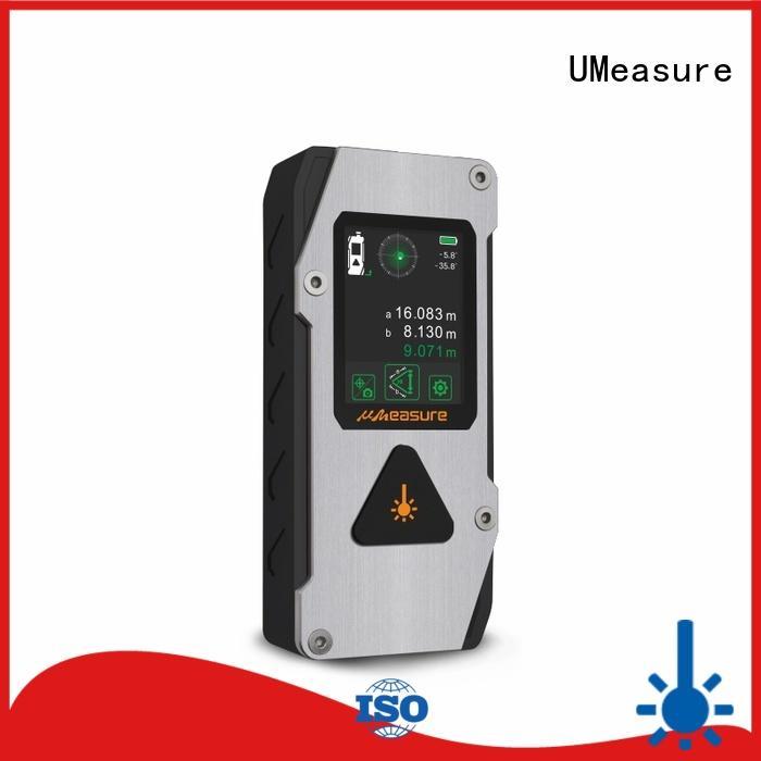 combined measuring UMeasure Brand laser range meter