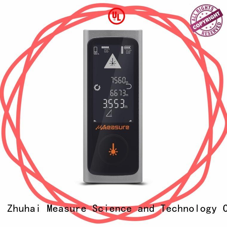UMeasure carrying laser distance measurer distance for measuring