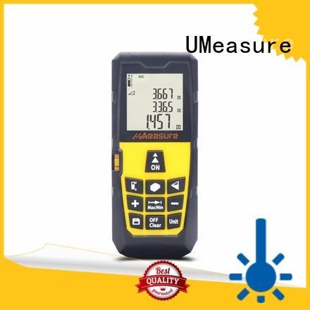 multimode digital measuring tape cross handhold for worker
