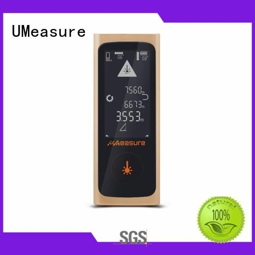 UMeasure household best laser measuring tool distance for wholesale