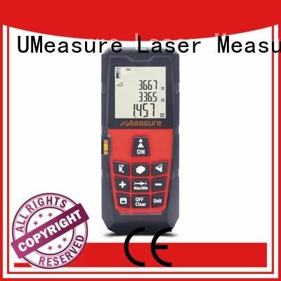 UMeasure mini bluetooth digital measuring tape backlit for measuring