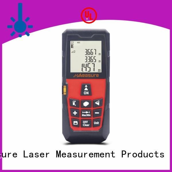 UMeasure handheld laser distance measuring device bluetooth for sale