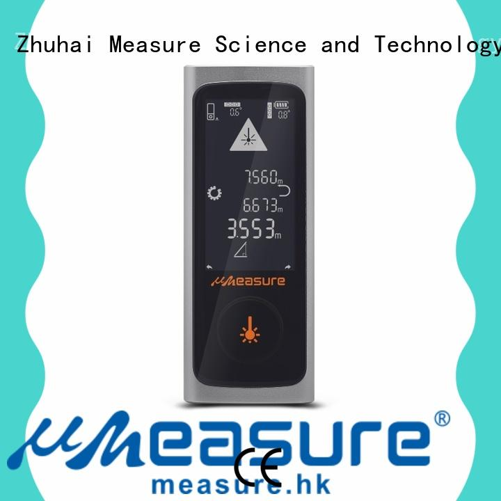 UMeasure distance meter laser bluetooth for worker