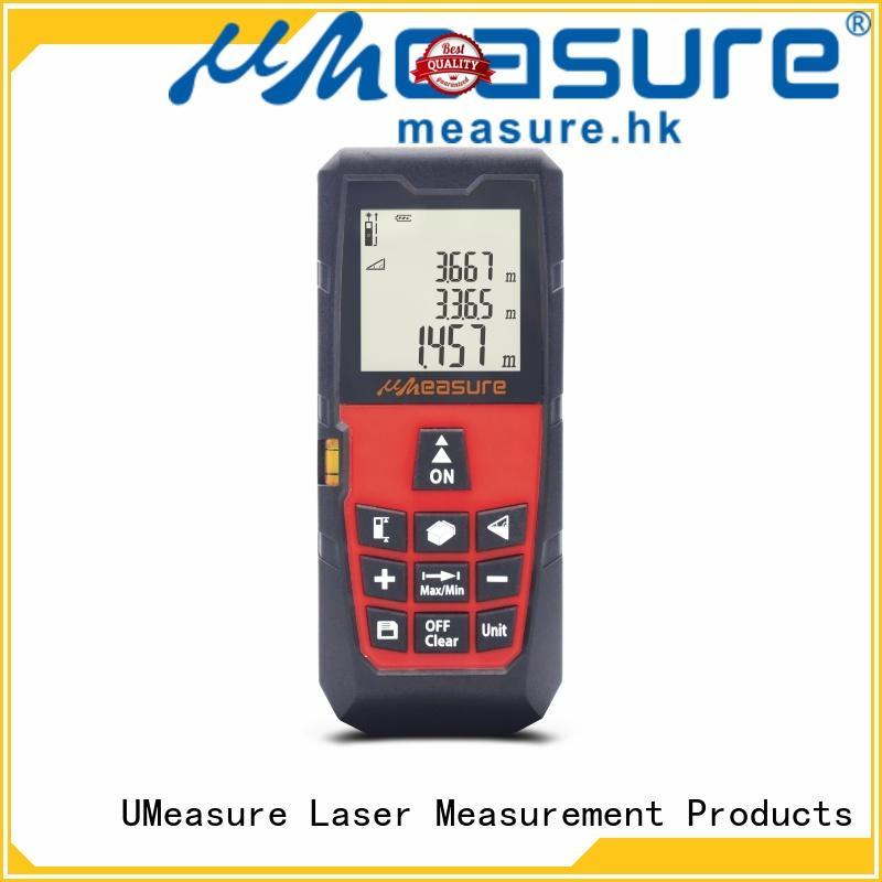UMeasure electronic best laser distance measurer distance for measuring