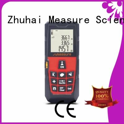 radian laser distance measurer display for measuring UMeasure