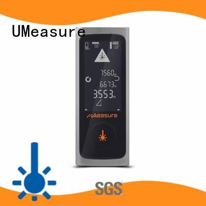 UMeasure measurement laser distance measuring device handhold for worker