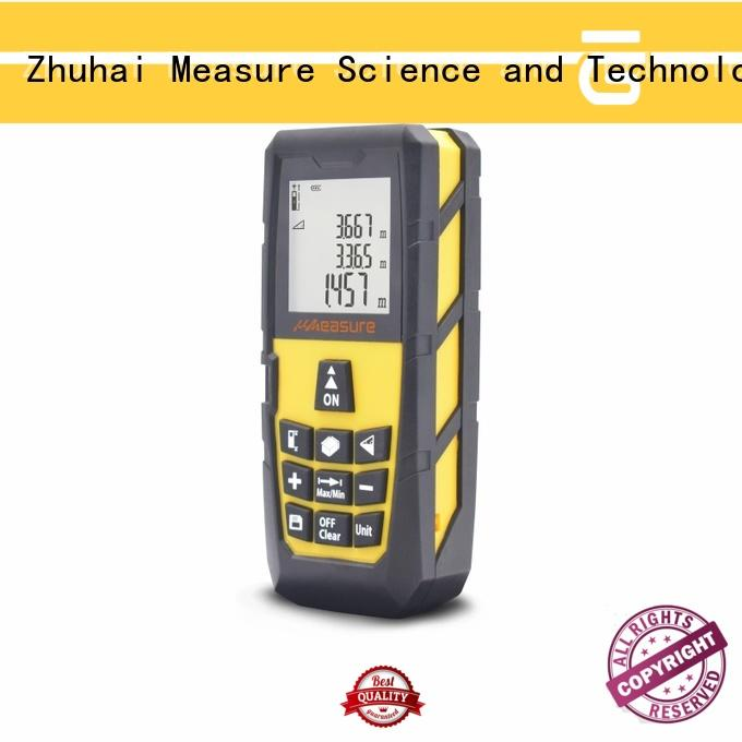 UMeasure ranging digital laser measuring device accuracy for worker