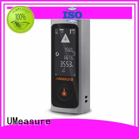 UMeasure Brand bubble focal custom laser range meter
