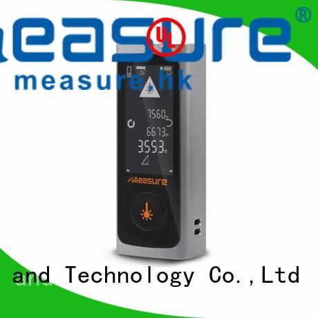 UMeasure laser length measuring device household for measuring