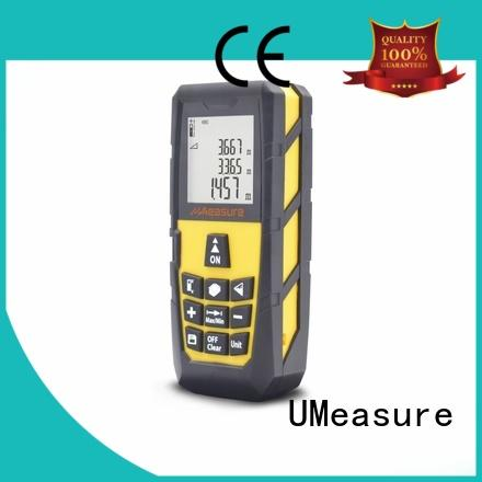 multimode distance meter laser one button display for worker