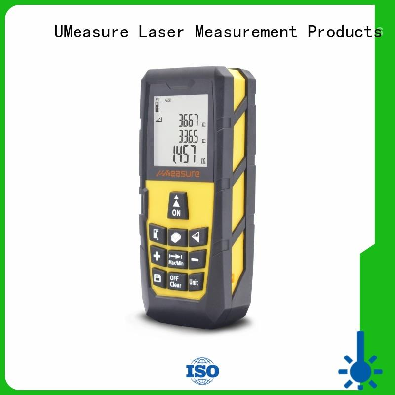mini laser length measuring device accuracy measuring UMeasure