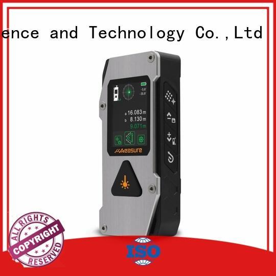 UMeasure wheel best laser distance measurer backlit for sale
