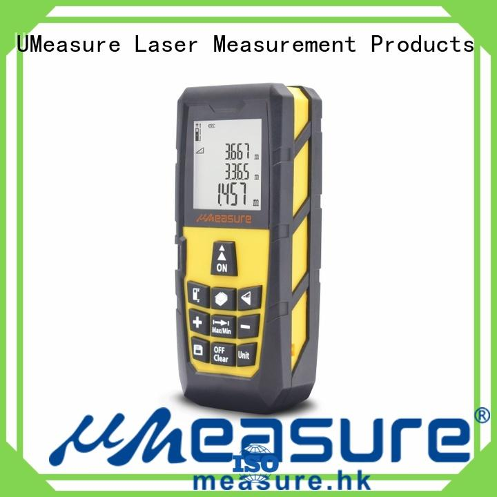 UMeasure long distance measuring device bluetooth for measuring