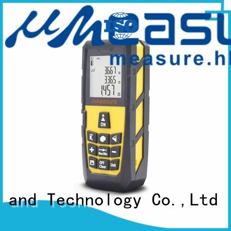 UMeasure carrying laser distance handhold for wholesale