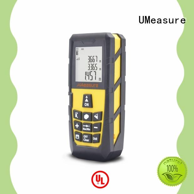 UMeasure electronic laser distance high precision for worker