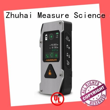 UMeasure ranging distance measuring device bluetooth for worker