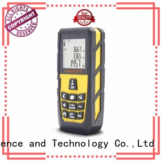 Quality UMeasure Brand laser range meter curve electronic