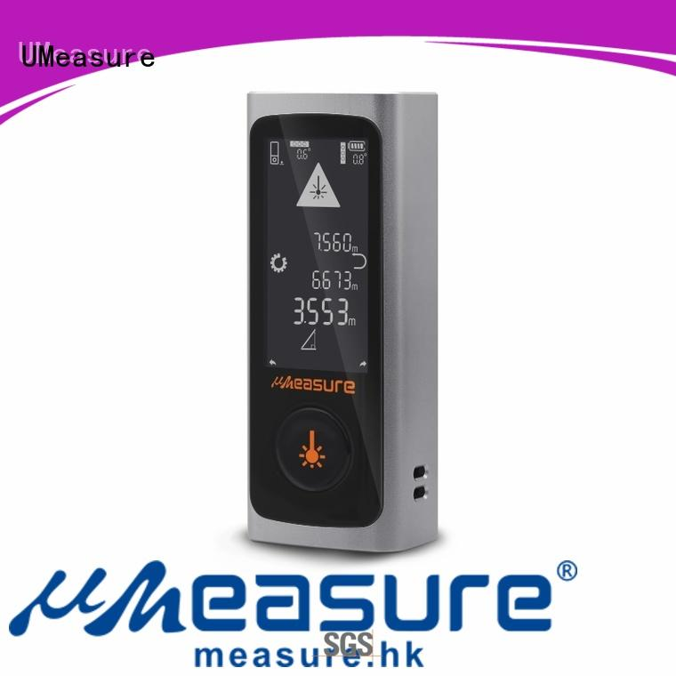 carrying laser level and distance measure accuracy for wholesale UMeasure
