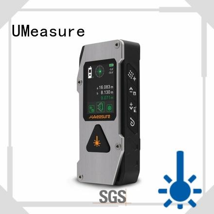 UMeasure usb charge laser distance meter price high-accuracy for worker