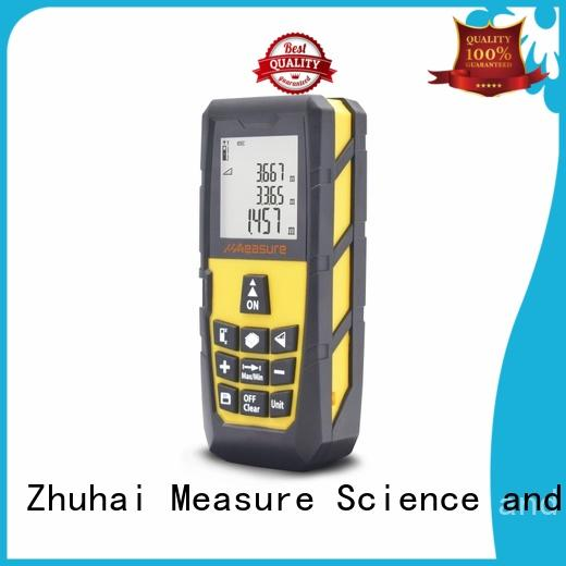 Hot track laser range meter accuracy UMeasure Brand