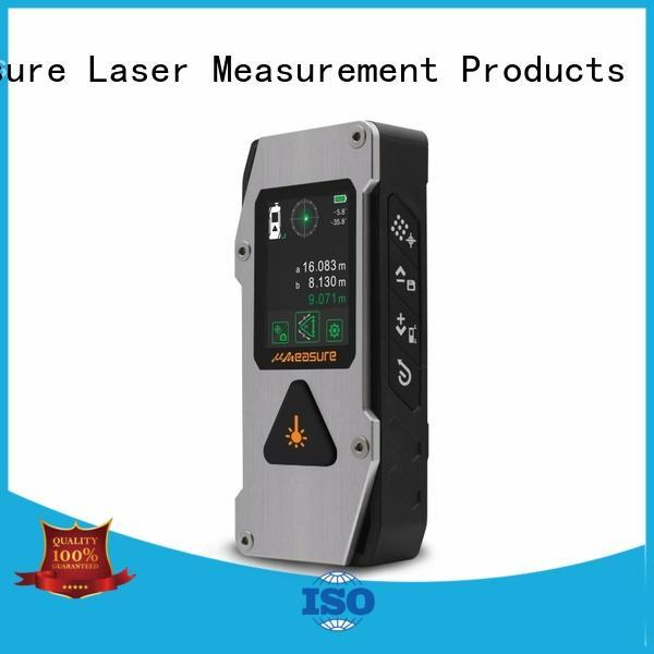 UMeasure wheel distance meter laser display for measuring