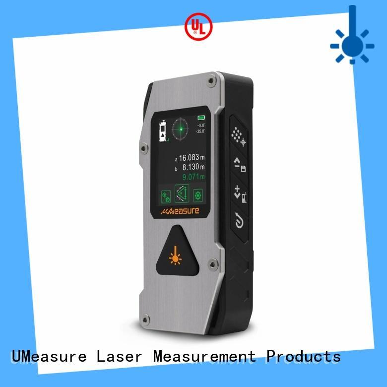 UMeasure household laser measuring tool handhold for wholesale