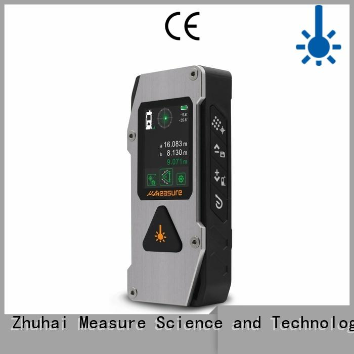 usb charge distance measuring equipment laser large for worker UMeasure