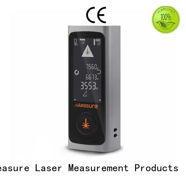 UMeasure bubble laser distance measuring tool display for sale