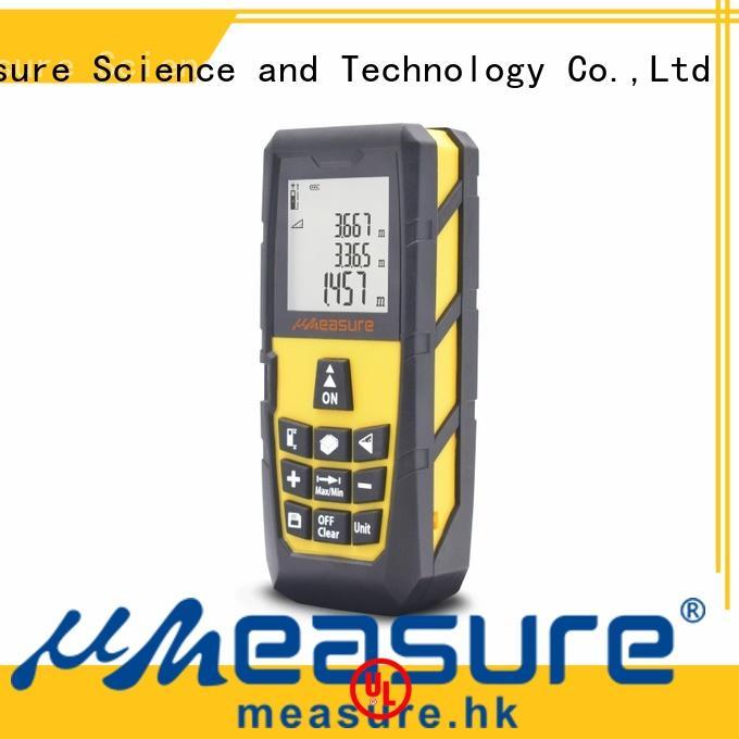 laser distance meter manufacturer basic measuring UMeasure