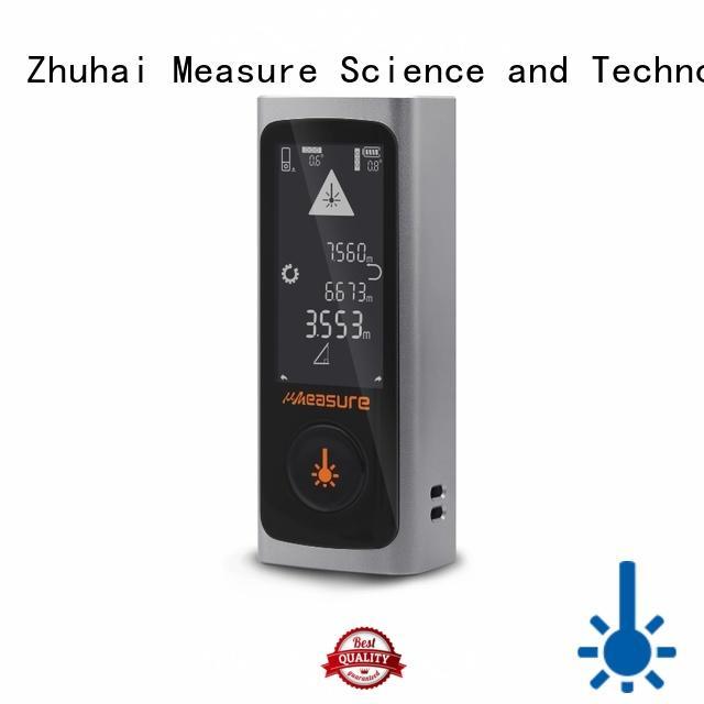 UMeasure assist digital measuring tape bluetooth for worker