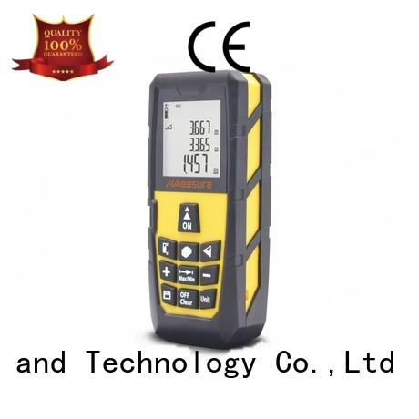 laser distance handhold for measuring