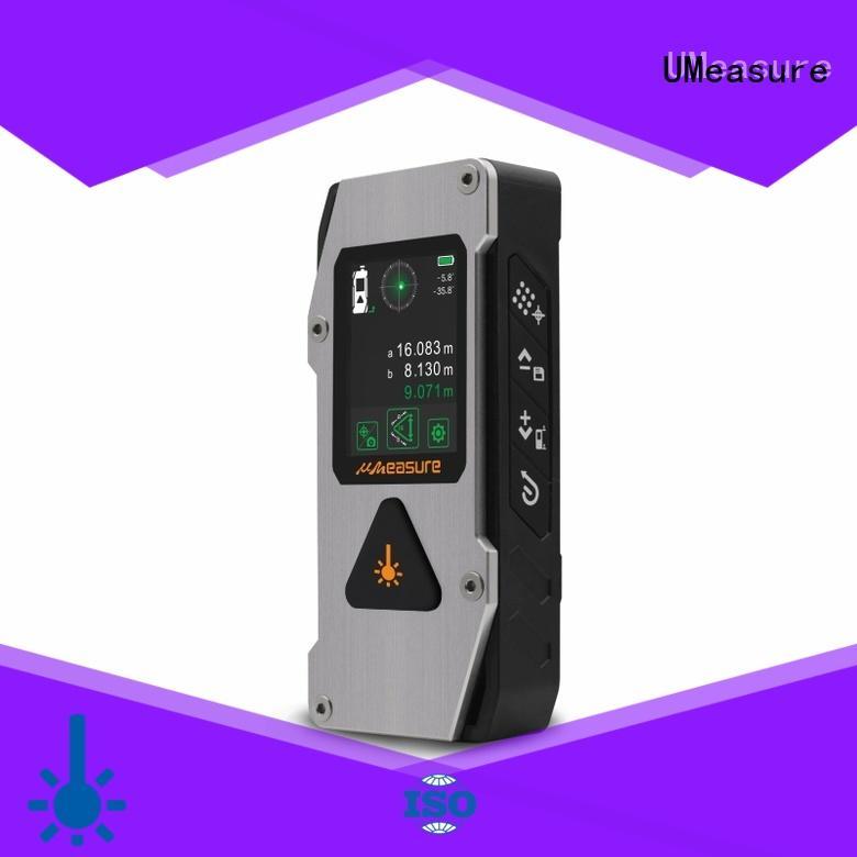 UMeasure backlit digital measuring device backlit for worker