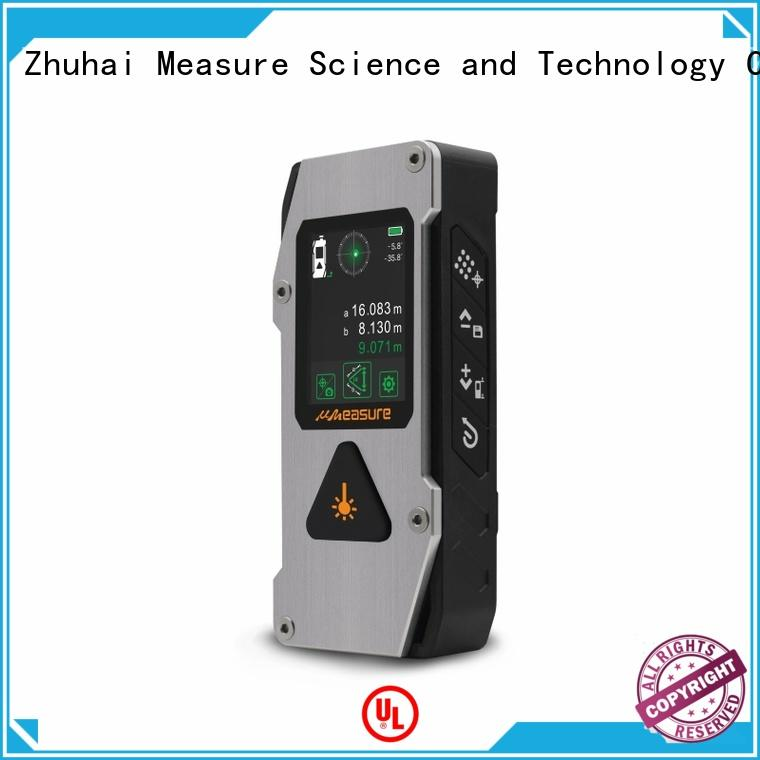 UMeasure multimode laser distance measuring device distance for worker