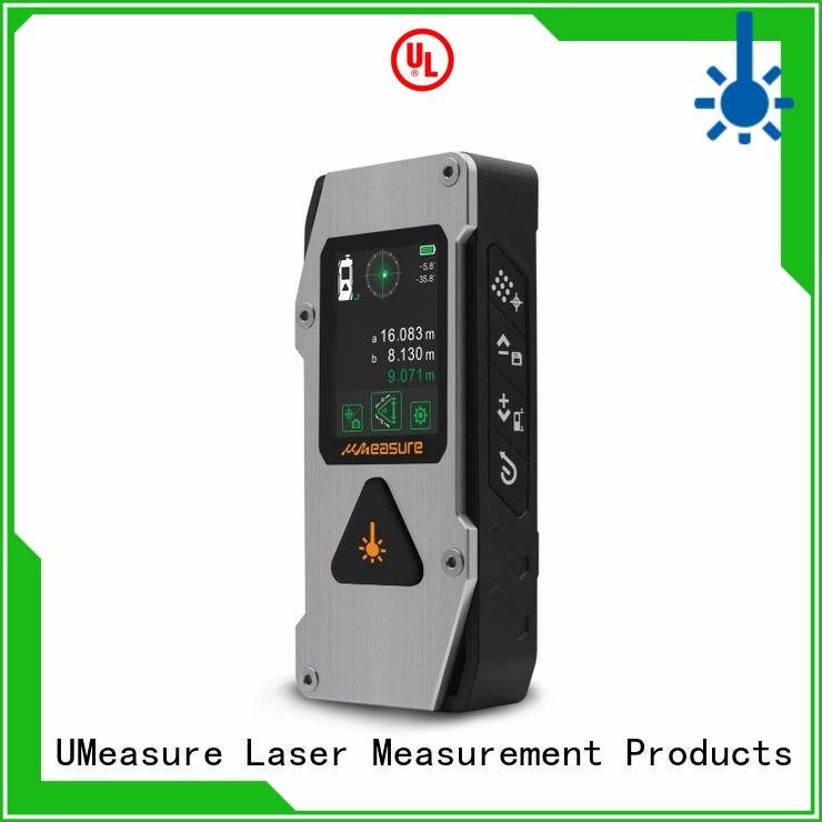 Quality UMeasure Brand rangefinder laser distance measurer