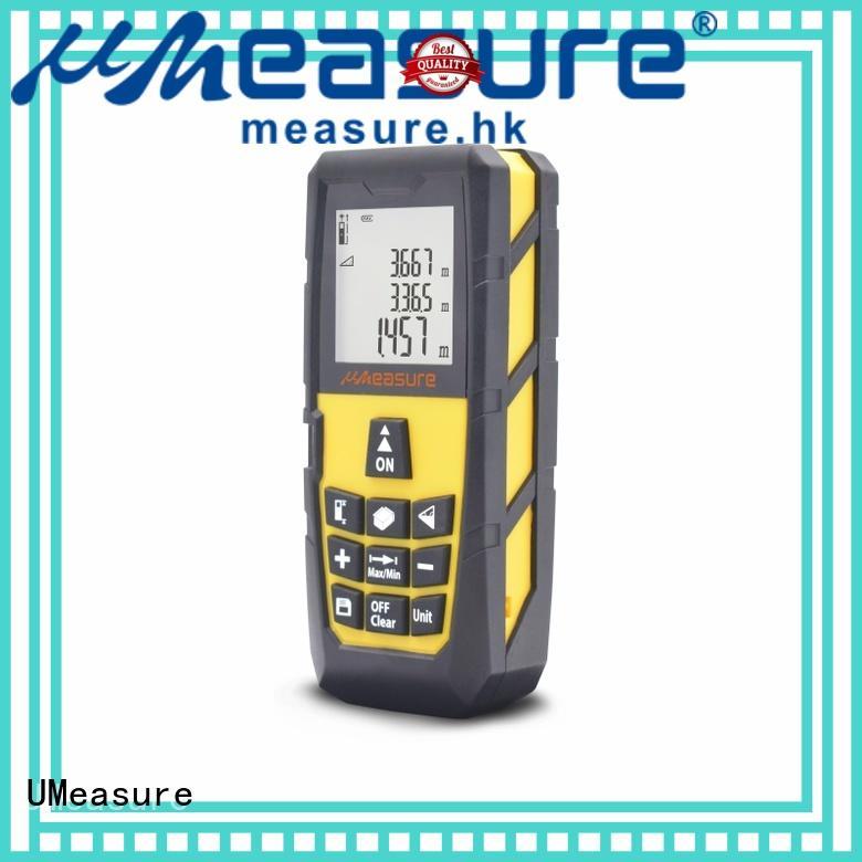 level best laser distance measurer handhold for worker UMeasure