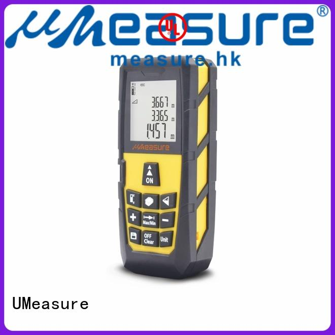 UMeasure multifunction laser distance meter price bluetooth for measuring