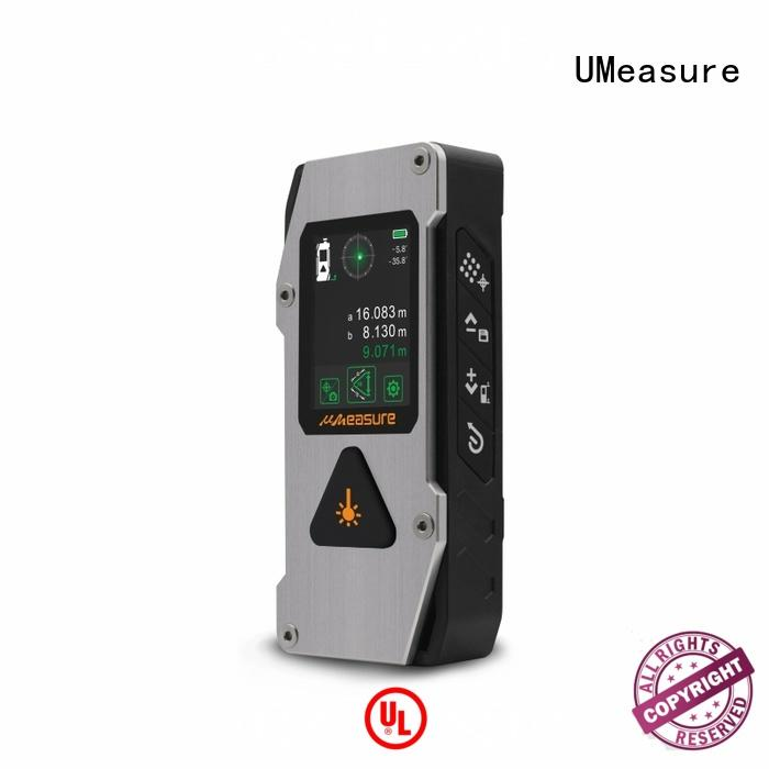 UMeasure long laser distance meter price bluetooth for sale