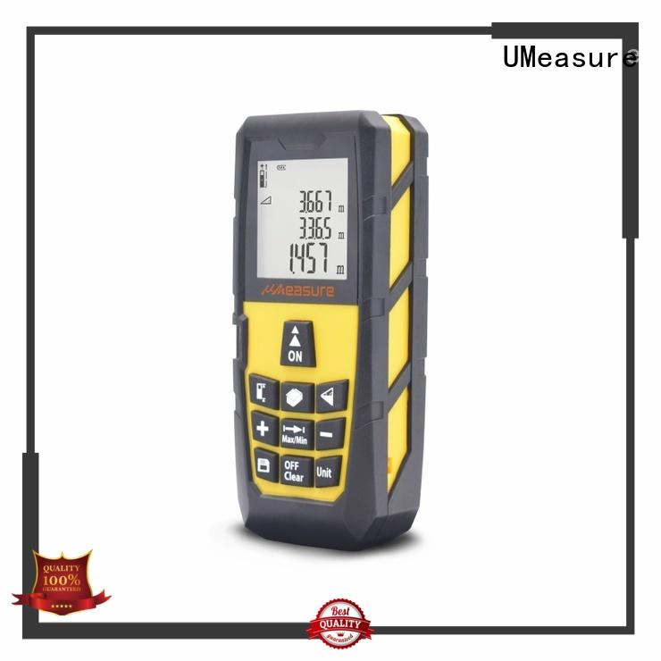 UMeasure durable laser distance measuring device high-accuracy for worker