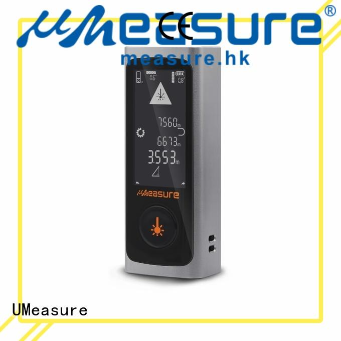 laser measuring equipment suppliers charge for UMeasure