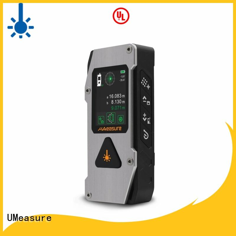multimode laser measurment accurate curve for measuring UMeasure