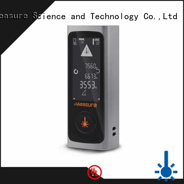 household laser distance meter price usb charge bluetooth for worker
