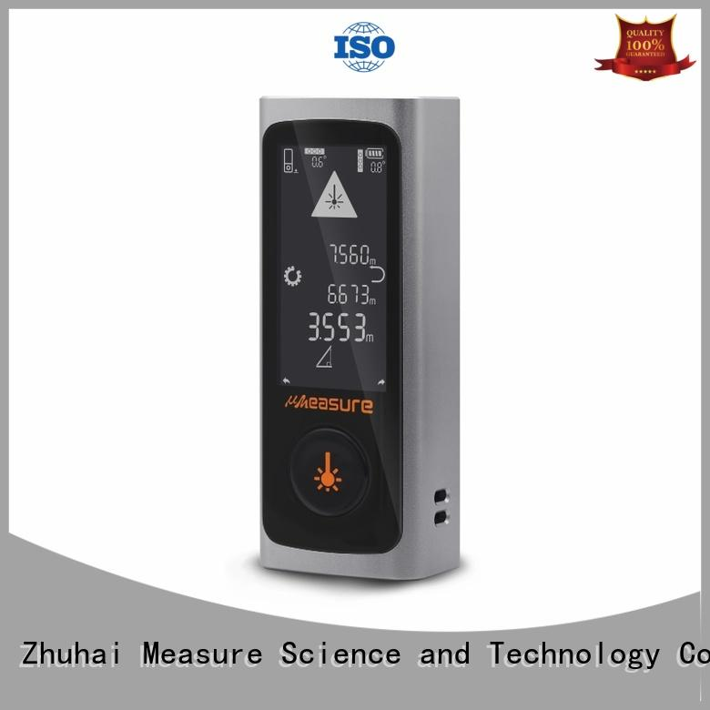 UMeasure carrying long distance laser measure track for sale