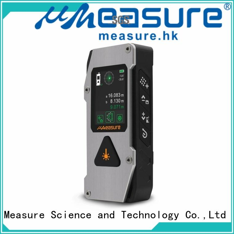 UMeasure long laser distance tools for worker