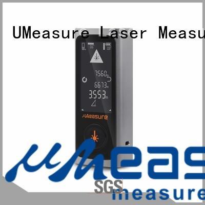 handheld best laser measuring device backlit for measuring