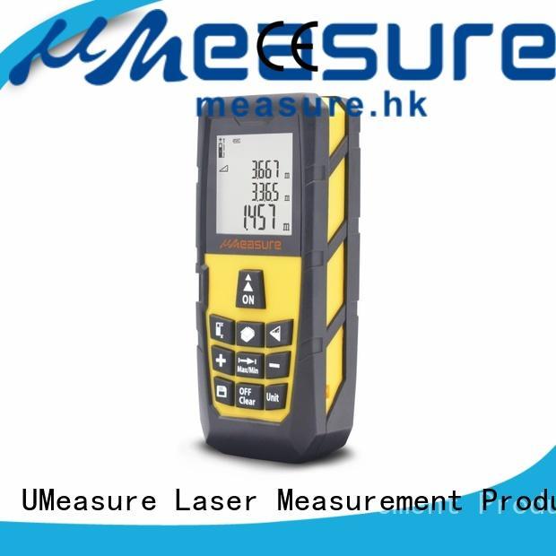 cross mini combined UMeasure Brand laser range meter factory