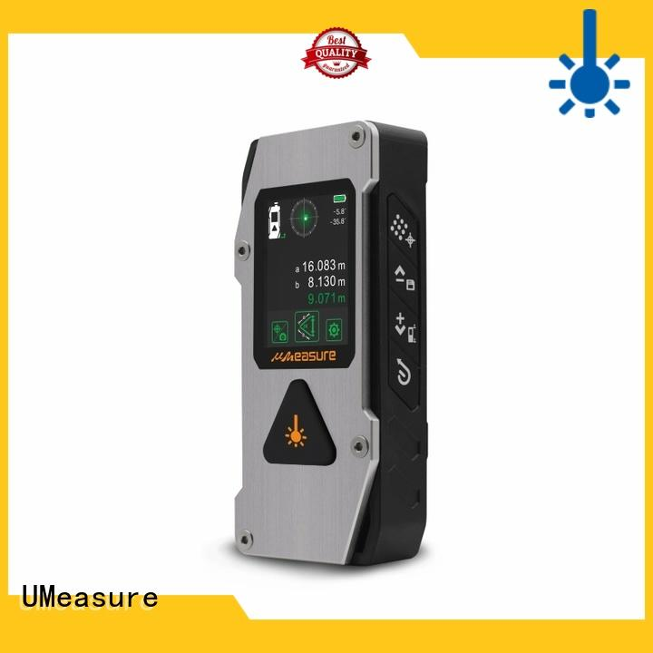 UMeasure long laser distance meter 60m one button for sale