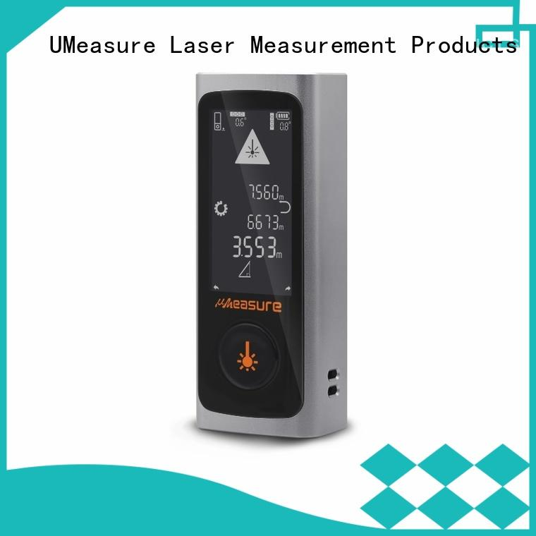 laser distance meter manufacturer high-accuracy for measuring UMeasure