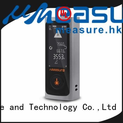 UMeasure wheel best laser measure display for measuring